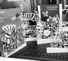 Paper Cuts - Dante Terzigni Illustration