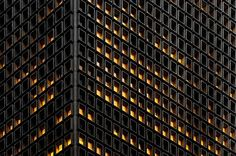Hypnotizing Repetitive Patterns Captured In Urban Environments - DesignTAXI.com