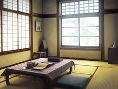 Anime Landscape: Room