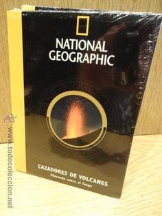 CAZADORES DE VOLCANES. FILMANDO ENTRE EL FUEGO. ED / NATIONAL GEOGRAPHIC. DVD PRECINTADO.