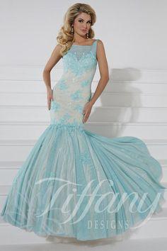 Everything Formals - Tiffany Designs Prom Dress 16100, $420.00 (http://www.everythingformals.com/Tiffany-Designs-16100/)