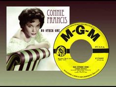 CONNIE FRANCIS - No Other One (1957) Overlooked Gem! - YouTube