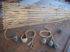 bolo slingshot | fish trap, sling, and bolo in Pottery, Basketry & Fiber-arts Forum
