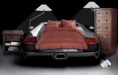 I'll probably get rims for Christmas, or an alarm, maybe a CB radio so I can talk to other car beds!!