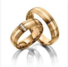 Verighete aur roz MDV685 #verighete #verighete5mm #verigheteaur #verigheteaurroz #magazinuldeverighete Aur, Wedding Rings, Engagement Rings, Model, Jewelry, Diamond, Enagement Rings, Jewlery, Schmuck