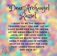 Archangel Prayers, Healing Affirmations, Angel Guidance, Your Guardian Angel, New Energy, Spirit Guides, Positive Thoughts, Self Love, Psalms