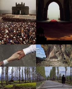 A Passage To India, Best Cinematography, Title Sequence, Storyboard, Shots, Stylish, World, Illustration, Movies