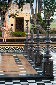 THE LEELA PALACE KEMPINSKI UDAIPUR, INDIA: Designed by BENSLEY