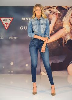 At a Guess event in Sydney.   - ELLE.com