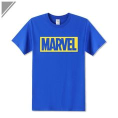 Marvel Short Sleeve Print Shirt
