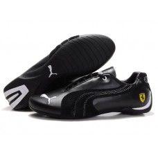Puma Ferrari Shoes Women Black