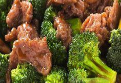 Brokolili Biftek Tarifi