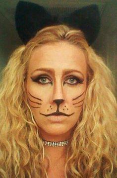 disfraz de ratona casero buscar con google maquillaje pinterest search - Halloween Makeup For Cat Face
