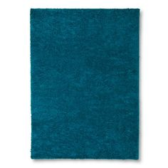 Room Essentials™ Shag Area Rug - Navy Blue (5'x7') - $18