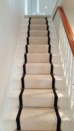Good Client: Private Residence In West London Brief: To Supply U0026 Install White  Carpet With