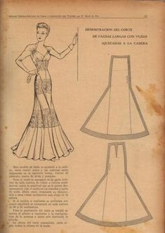 Vintage Pattern Drafting 21 Ideas For 2019 Barbie Patterns, Dress Sewing Patterns, Doll Clothes Patterns, Vintage Sewing Patterns, Sewing Clothes, Clothing Patterns, Doily Patterns, Shirt Patterns, Pattern Ideas