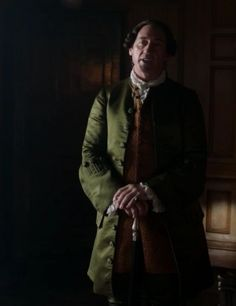 Jared Fraser (Robert Cavanah) in Season Two of Outlander on Starz | Through A Glass, Darkly via http://kissthemgoodbye.net/PeriodDrama/thumbnails.php?album=535