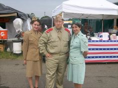 WWII Historical Reenactment Weekend, Reading, PA, 2011