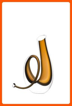 Riedel Crystal Horn Decanter - Bar equipment (*Amazon Partner-Link)