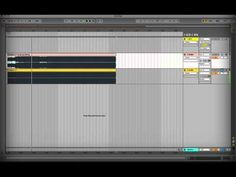 Ableton Live - Mixing with Busses for a better Mix (Intro)