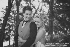 Love these two!!! New Zealand Wedding Photography by Alpine Image Company
