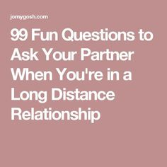 99 Fun Questions to Ask Your Partner When You're in a Long Distance Relation. Long Distance Relationship Quotes, Relationship Advice, Long Distance Dating, Distance Gifts, Long Distance Letters, Distant Relationship, Long Distance Love Quotes, Relationship Pictures, Relationship Problems
