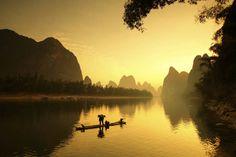 #Yangshuo #China #YangshuoPark #Kiina