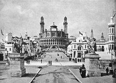 1900 world's fair , paris, france -