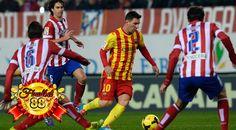 Prediksi Atletico Madrid vs Barcelona 18 Mei 2015
