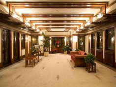 """tripYIP.com - """"Visit Us For Fun Things To Do!"""" loves CHICAGO, IL:    FRANK LLOYD WRIGHT ROBIE HOUSE  The Robie House on the University of Chicago campus is considered one of the most important buildings in American architecture."""