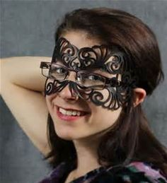 masks for people with glasses - Bing images