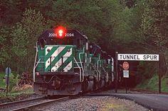 Burlington Northern, Willamette Valley, Cornelius, Train Tracks, Portland, 1940s, Westerns, Oregon, September