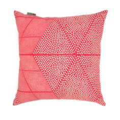 Obsessed with Areaware's Dot Kuma Pillow. And only $24! I think I'm going to buy one or three today.