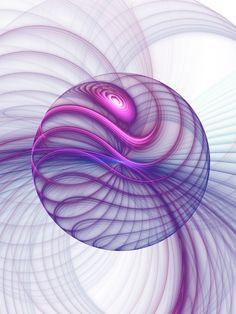 Beautiful Movements, Fractal Art
