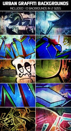 Vertical graffiti flyer backgrounds graffiti urban art and urban graffiti backgroundsv2 voltagebd Image collections