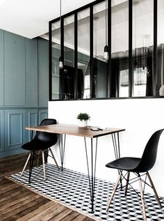 Table for Two: Clever Ways to Carve Out a Cozy Dining Space for Two People | Apartment Therapy