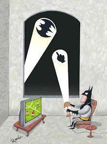 Batman says F off
