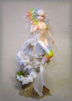 La Bottega delle Fate: Rainbow Mermaid