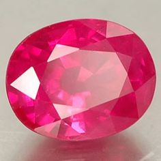 Gemstone | ruby righteously symbolizes passion and love the ancient hindus call ...