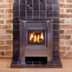 Gazco Steel Manhattan Small Balanced Flue Gas Stove