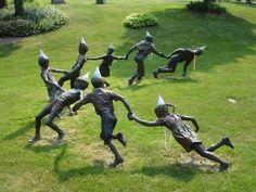 Seward Johnson: Sculpture.
