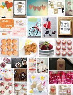 Have a Heart Mood Board
