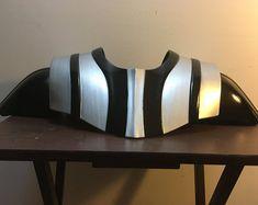 Darth Vader Suit, Foam Cutter, Pauldron, Shoulder Armor, Large Frames, Petite Women, Paint Schemes, Grey Paint, Black Fabric