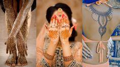 Beautiful Collection of Henna (Mehndi) Designs [Series 3]