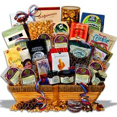 Ultimate Snack Gift Basket GourmetGiftBaskets.com http://www.amazon.com/dp/B001F8MX9M/ref=cm_sw_r_pi_dp_OV32vb04G4PTB