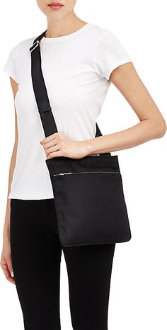 Barneys New York Crossbody Bag - Messengers - 503848054 Fabric Crossbody  Bags 5db40689d4ffc