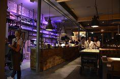 Restaurant Purino | Barefoot Design | Beste Inneneinrichtungsprojekte #Architektur #Innenarchitektur | von Nik & Til Schweiger