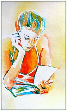 Check! Become a reader like my mom and gma