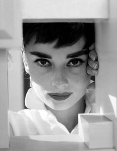Audrey Hepburn © Bill Avery