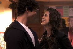 Kat Stratford & Patrick Verona (10 Things I Hate About You TV Series)